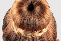 Cabin crew hairstyles