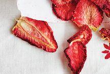 Sušené ovocie a zelenina