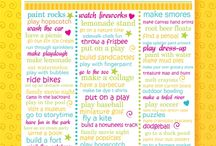 Ideas for work, nanny stuff  / by Anna Deuring