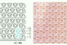 háčkování - vzory