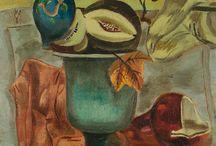 Frances Hodgkins / Peinture