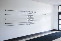 Brobygrafiska Signage