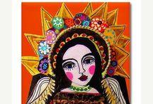 Mexican folk art / by Jan Scheel