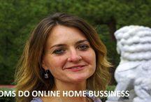 Moms Make Money -  Online Home Business
