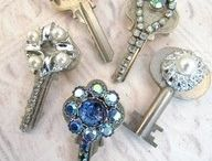 Decorated keys