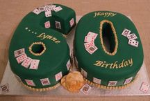 Number Sixty Cake Designs