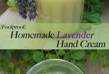 Home made hand cream