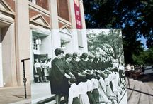 Winthrop Alumni: Then/Now Snapshots / Snapshot comparisons of Winthrop's campus today and in years past
