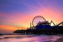 Sunset Landscape Photography / by Alik Griffin