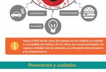 Todo para los ojos / Tips de Salud Visual / by Cynthia Cunillera Batlle