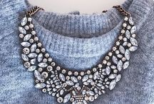 Delightful statement necklaces
