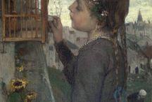 Childrens in art