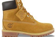 Timberland @ ArenaMenswear.com / The original iconic leather boot.