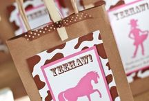 Destiny's Sweet 16 Shabby Chic Cowgirl Rodeo  / by Brandi Hall