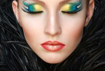 fantasy make up / by Graphicview Photo & Design