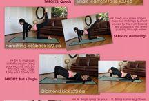 Blogilates Workouts / by Nichole Parker