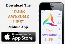Your Awesome Life / Your Awesome Life - book series and mobile app