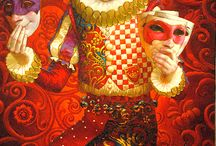 Russian Artist - Victor Nizovtsev / Surreal and Fantasy Art