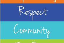 Mi visión y mis valores gobernantes. / Aquí se establece mi visión, valores personales, y perfil personal/profesional.