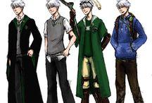 Hogwarts x ...