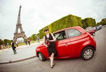 Moda na 500 / Trzy szafiarki: Glamourina, DaisyLine i Kapuczina wyruszyły na poszukiwania stylowych pięćsetek do modowych stolic Europy: Berlina, Londynu i Paryża! Zobaczcie jak im poszło.