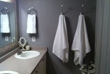 Bathroom / by Brittany Helsby