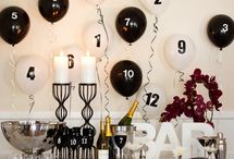 New Year 's Eve Party / by Charmaine Snezek