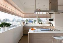 Domek kuchnia / urządzenie i projektowanie