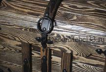 """Предметы интерьера из дерева / В альбоме представлены предметы интерьера из дерева ручной работы. Изделия выполнены мастерами мебельной студии """"Производство ЛиК"""". Мы готовы принять и ваш заказ. Звоните! 8-925-620-09-92 info@decormebel33.ru"""