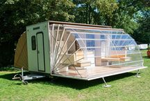 Campers and Awnings / Camping