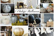 Fall decorations / by Lori Herrmann