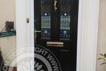 Solidor - Black Composite Doors