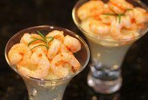 Peixes e frutos do mar / Deliciosas receitas de peixes e frutos do mar.