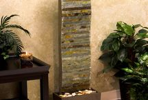 home decor  / small water feature