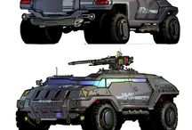 Armored Vehicle Design