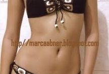 Örgü bikini modelleri
