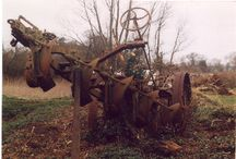French Road Steam Engines esp ploughing / Pins of road steam engines in France with particular reference to ploughing