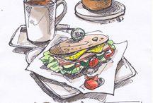 food draw