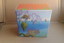Yes - The Studio Albums 1969 – 1987 / Zbiorcze wydanie wszystkich płyt od prog-rockowej grupy Yes, które zostały nagrane w latach '69-'87.