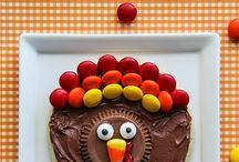 Fall food: Thanksgiving theme