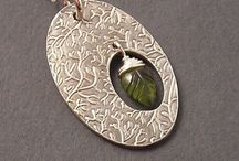 silver clay/jewellery