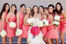 Wedding Parties / Looks, colours, dresses and style. An inspiration board.  / by Smitten Events