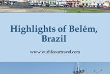 Brazil Travel / Must-see places, travel guides, road trips, travel itineraries, and more for budget and backpacking travel in Brazil.  We have been backpacking in Brazil for a month in 2015. Amazonia is stunning, but don't forget about Rio de Janeiro either!