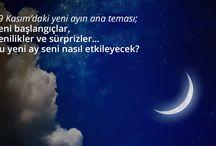 Yeni Ay - Dolunay