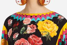 Dolce e Gabbana Spring 2018 / After years of stumbling in the dark at D&G, something suddenly went right...