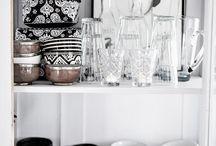 Black & White home Decorating Ideas◾️◽️