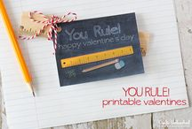 Seasonal valentines  / by Moments Remember