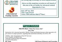 IVF centre at Grande International Hospital / International Fertility Centre Welcomes you on the inauguration of new IVF centre at Grande International Hospital
