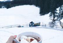+ be winter
