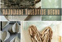 Handmade valentine  Walentynki